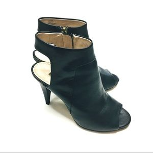Vince Camuto Shoes - Vince Camuto Louise et Cia Peep-toe Ankle Booties